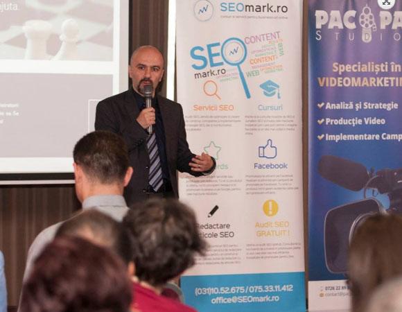 Radu Ciofu - cofondator SEOmark.ro